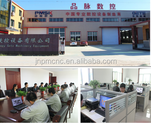 5 axis cnc router /cnc cutting and carving machine PM1224
