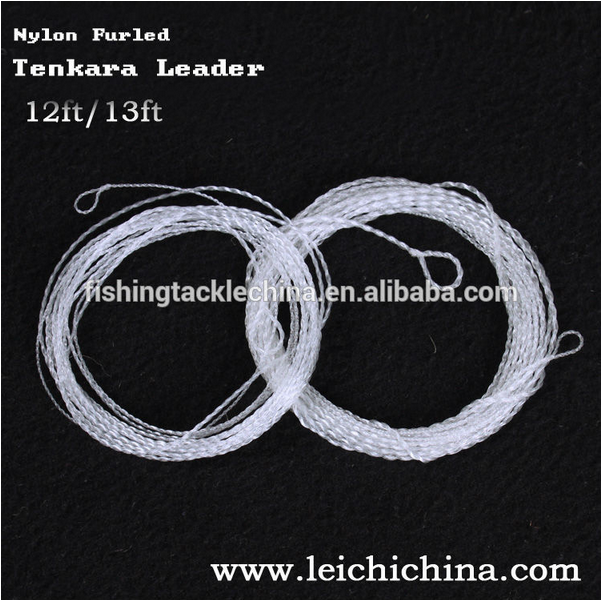 nylon furled tenkara fly fishing leader