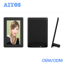 "2017 New digital photo/picture frame 720p/1080p high resolution from 7""-55"" DPF with multi functions"