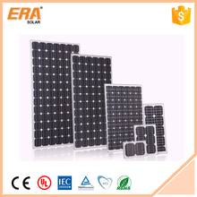 Professional made outdoor energy-saving 190w pv solar panel module