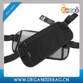 Encai Travel Money Belt Slim Waist Pack For Passport Waterproof Waist Bag