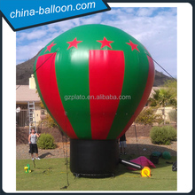 Fantastic advertising cold air balloon, outdoor advertising balloons for wholesale