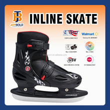 Professional Adult Inline Roller Blades, Ice Skates Winter Fun JB1310 EN71 Approved