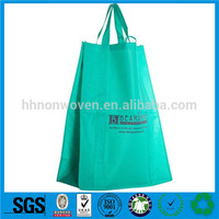 2016 Europe reusable multi color europe pp non woven shopping tote bag/promotion bag