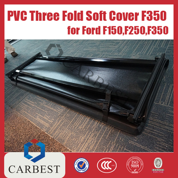High Quality PVC Three Fold Soft Cover FOR FORD F350