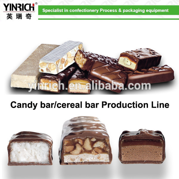 Manufactures selling cereal candy bar machine