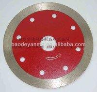 diamond /CBN abrasive cut-off blade/diamond cutting wheel