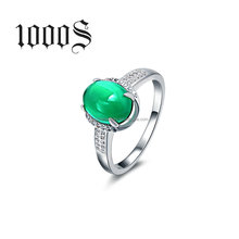 Fancy big stone ring designs for women