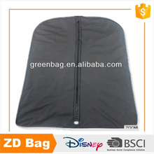 New Fashion Style Foldable Polyester Suit Bag Garment Bag