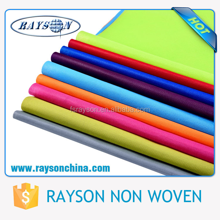 Fabric manufacturer supply tnt non woven