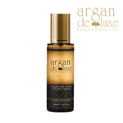 Professional Pure Argan Oil for Hair Care