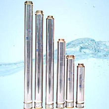 Wholesale Stainless Steel High Pressure Submersible Deep Water Well Pump Low Volume Water Submersible Pump