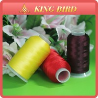 Dyed Color 108D Polyester Waterproof Embroidery Threads