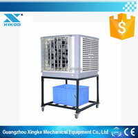 stand water air cooler fan for industrial place