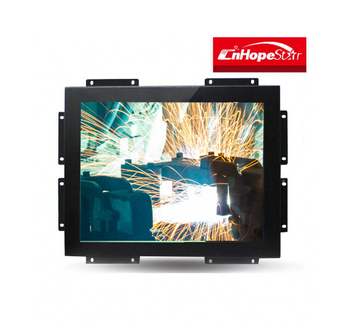 30~80KHz/60~75Hz 17 inch Industrial LCD TFT IPS Open Frame Touch Monitor