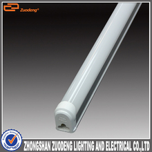 best price meanwell driver aluminium frame 24w 4ft 2400lm zuodeng 28w t5 fluorescent tube light