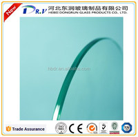Factory Tempered glass for door, wall,table,shower screen and bath shelf