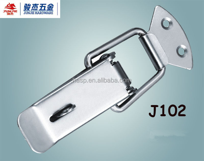 lockable metal toggle latch draw catch for luggage and case