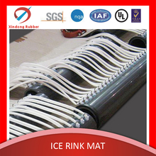 Rubber synthetic ice rink hose,cool mat