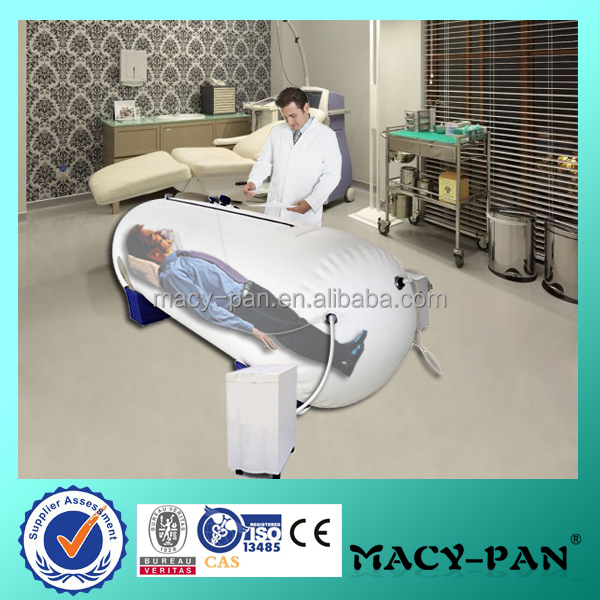 Wonderful hyperbaric oxygen therapy cabin for old people rehabilitation