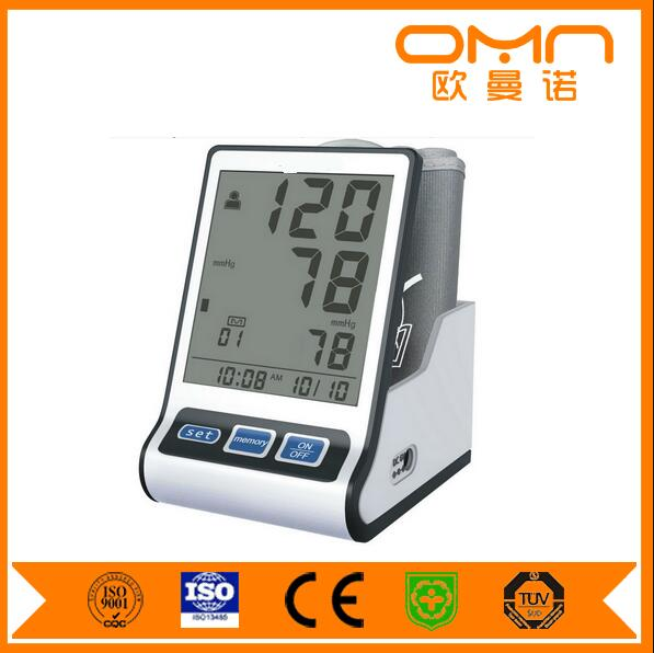 Portable 24-hour NIBP/SPO2 patient monitor with CE certificate blood pressure monitor