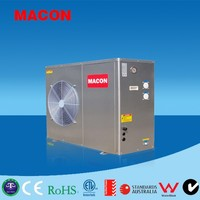 Macon swimming pools heater used pool heaters sale using r410a refrigerant