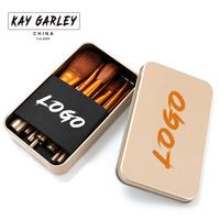 KAY GARLEY makeup brush set 12pcs cosmetic brush set pincel maquiagem for beauty blush contour foundation have N3 label in stock