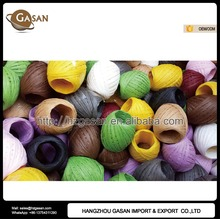 Best Seller 10m/roll Raffia Paper String For Holiday Decorations