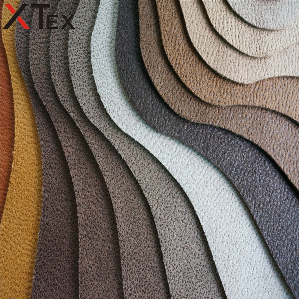 deluxe bronzed printed suede fabric for lazy boy sectional sofa, fabric material for sofa set china wholesale websites