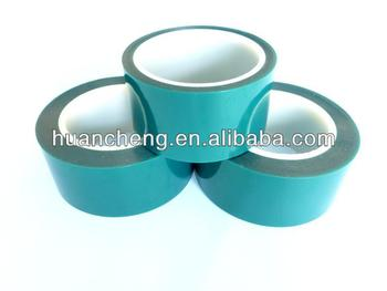 Green Masking Tape for powder coating masking