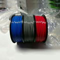 ABS/PLA filament for 3D priner 17.5/3mm filament CE ROHS approval