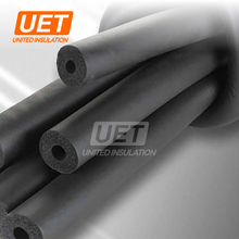 High quality rubber insulation 9mm thickness pipe insulation rubber foam