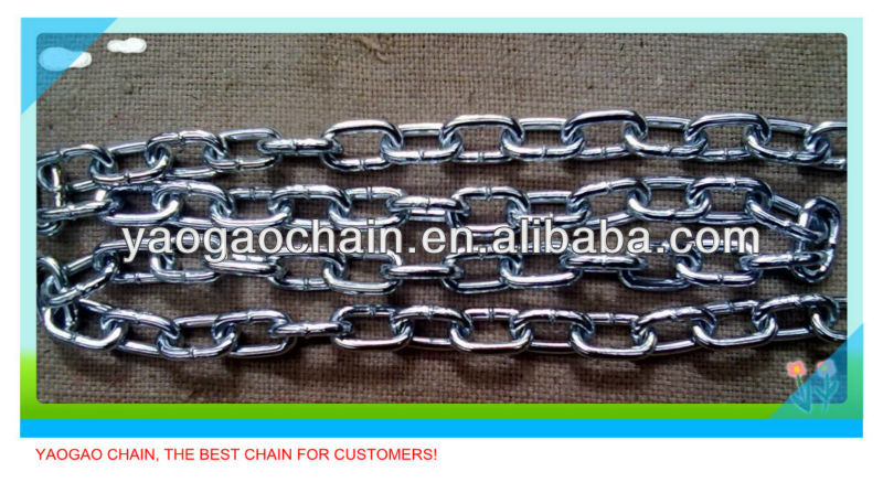 2013 newest metal galvanized chain in hardware hot selling