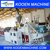 Plastic compounding pelletizing machine PVC plastic pelletizer machine