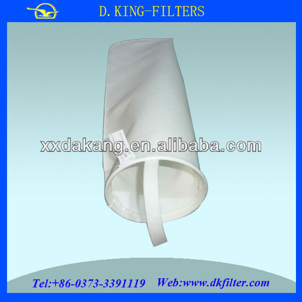 Great solid particles arresting efficiency eaton filter bags
