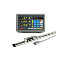 Professional Manufacturer Lathe Machine Measure Kits With Waterproof Magnetic Scale