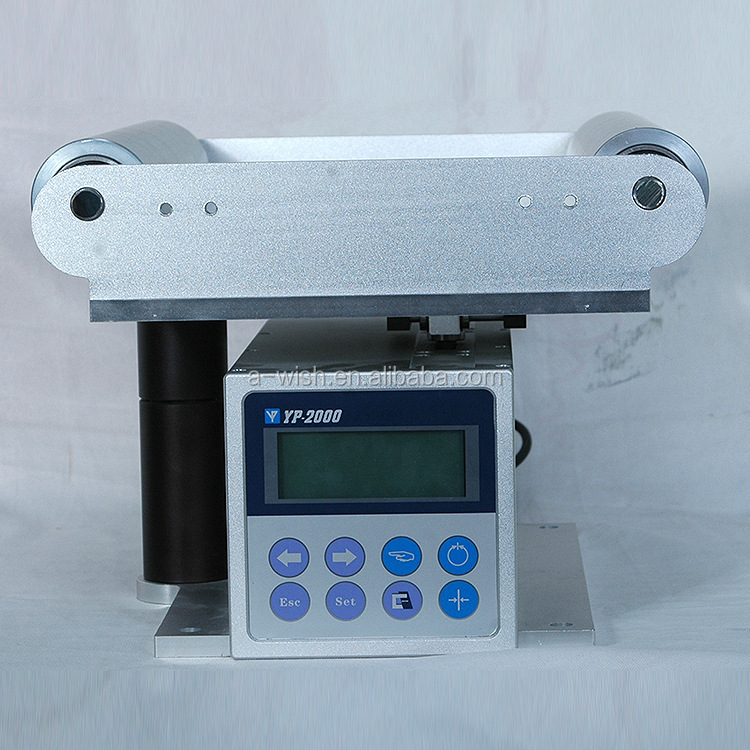 Factory's All-in-one Error Correction System(EPC0 with LCD Display for rewinding machine