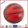 Laminated PU basketball ball in sale made in China