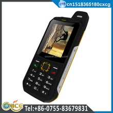 XENO WE S8 3 SIM card GSM CDMA mobile phone IP68 rugged waterproof shockproof dustproof