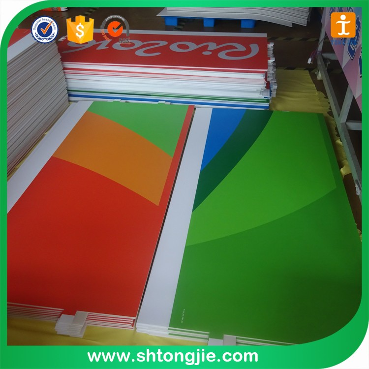 Digital Printing pvc foam board banner