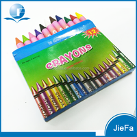 2016 Best Selling Good Quality Kids Used Wax Crayon