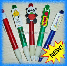 2016 High Quality Custom Logo low MOQ plastic Promotional Ball Pen