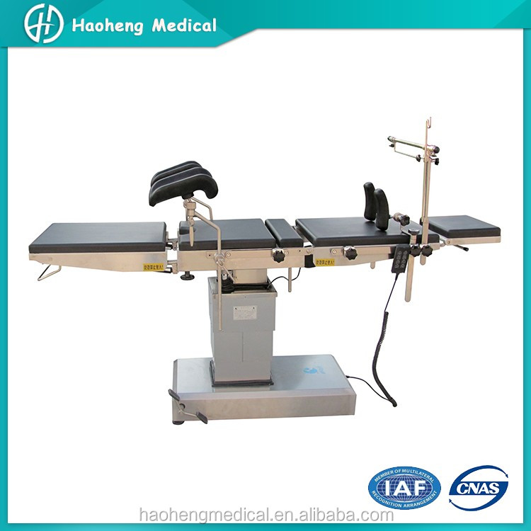 Approved Clinic Orthopedic Medical Hospital Electric Electrical Surgical Bed