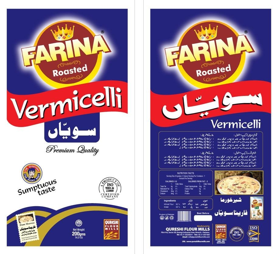 Farina Roasted Vermicelli