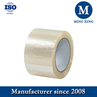 hot sale low price transparent sealing bopp packing adhesive tape
