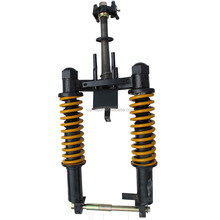 motor tricycle front shock absorber/ motorcycle 150cc spare parts/front shock absorber