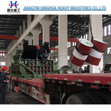 Top Technology Aluminum Scrap Baler Metal Baler
