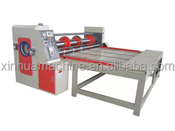 SG-Rotary Corrugated Carton Box Die Cutter Slotter