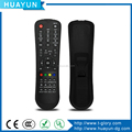 Good quality oem premier tv universal remote control ,silver , ABS material