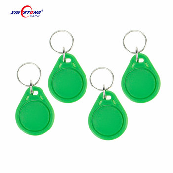 Xinyetong Direct Factory Wholesale Multicolor ABS RFID Keyfob Tag 125khz Tk4100
